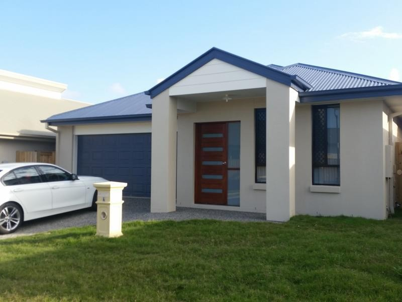Beautiful 4 Bedroom modern home for rent in Griffin Pocket.